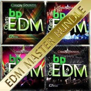 Orion Sounds BP Charts EDM Master Bundle