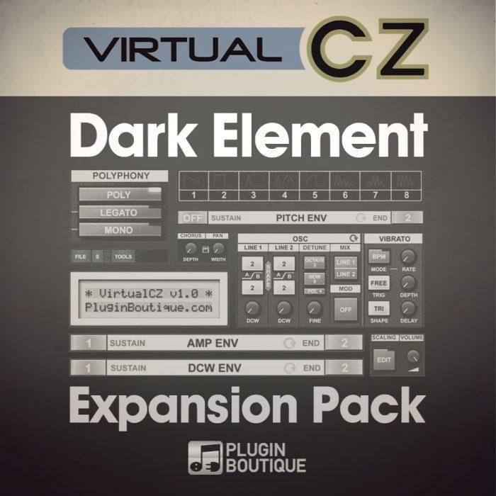 PIB VirtualCZ Dark Element