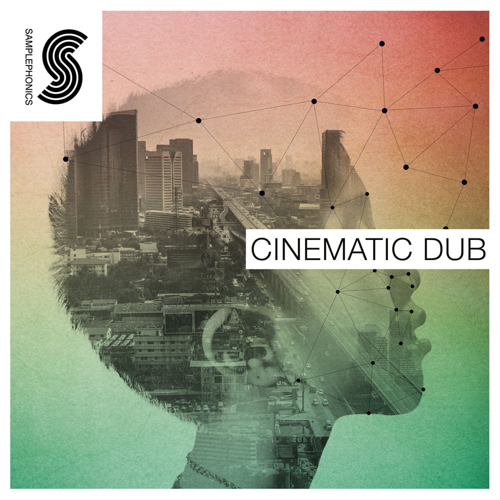 Cinematic dub sample pack released at samplephonics for Future garage sample pack