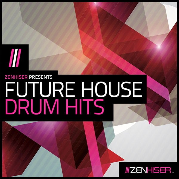 Future house drum hits by zenhiser released for Zenhiser classic house drum sounds