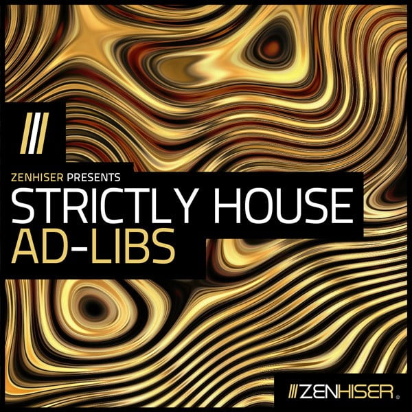 Zenhiser strictly house ad libs sample pack released for Classic house vocal samples
