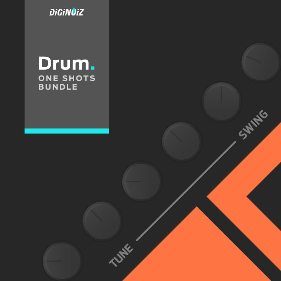 Diginoiz Drum One Shots Bundle Released