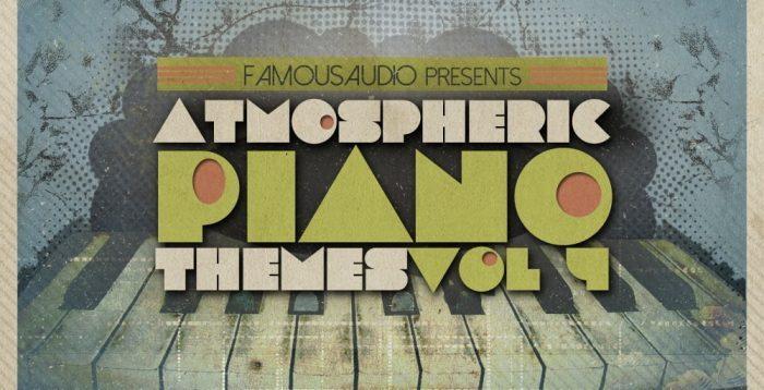 Famous Audio Atmopheric Piano Themes Vol 4