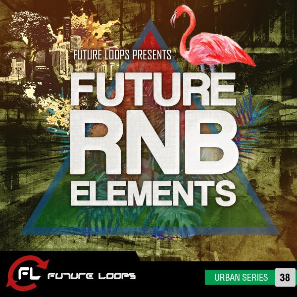 Future rnb elements sample pack by future loops released for Future garage sample pack