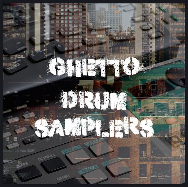 Goldbaby Ghetto Drum Samplers