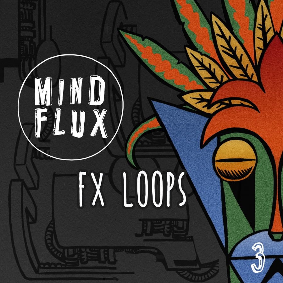 Free FX Loops by Mind Flux released