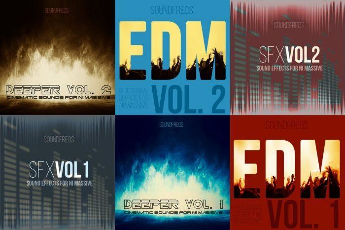 SoundFreqs packs