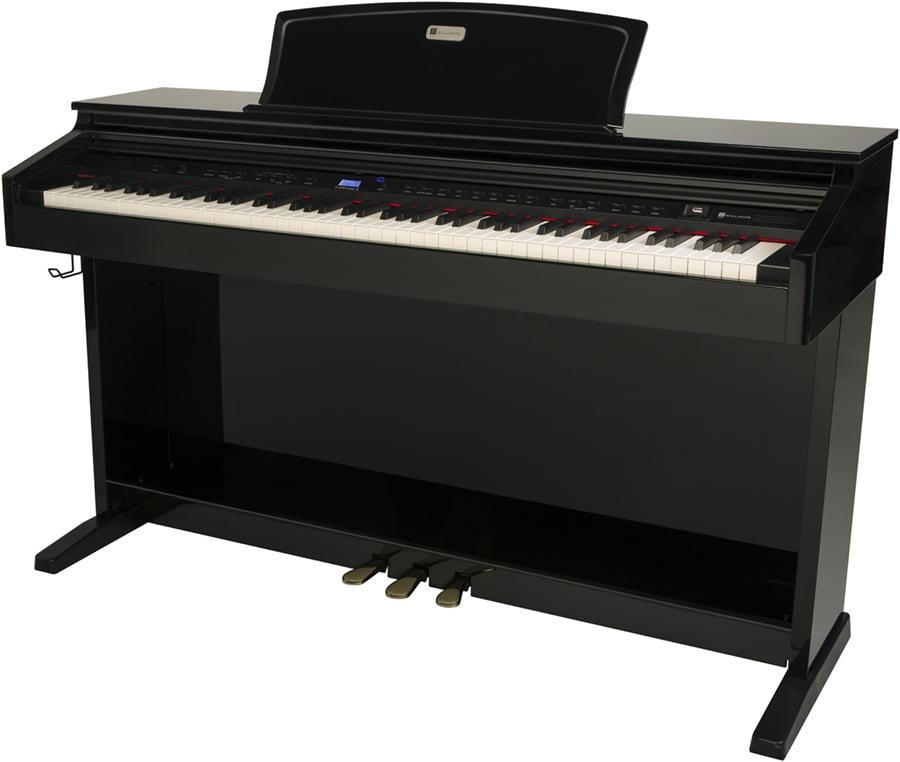 Williams Overture 2 Review : williams overture 2 rhapsody 2 digital pianos ~ Vivirlamusica.com Haus und Dekorationen