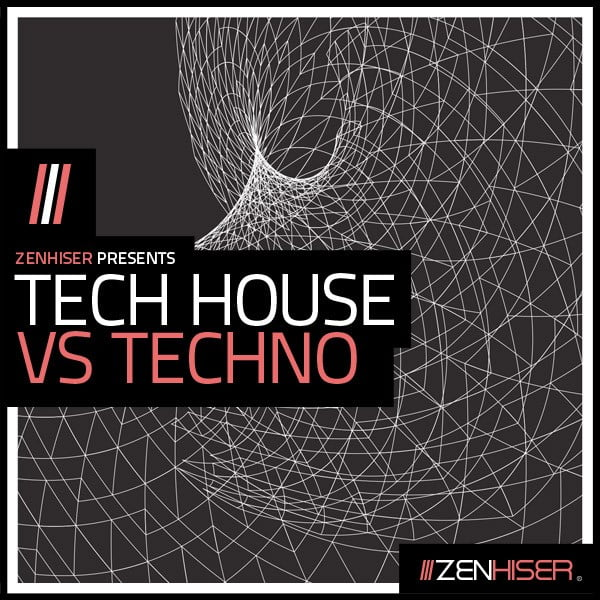 Tech house vs techno sample pack by zenhiser for Classic italo house zenhiser