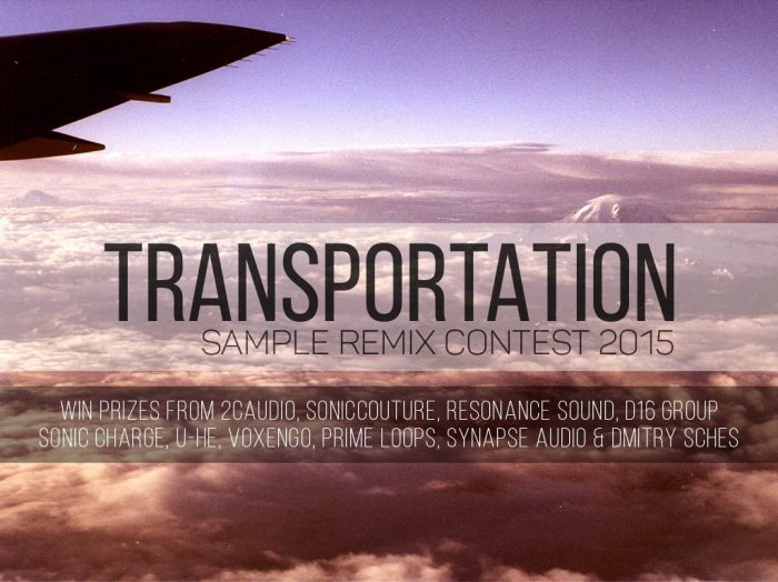 rekkerd sample remix contest transportation
