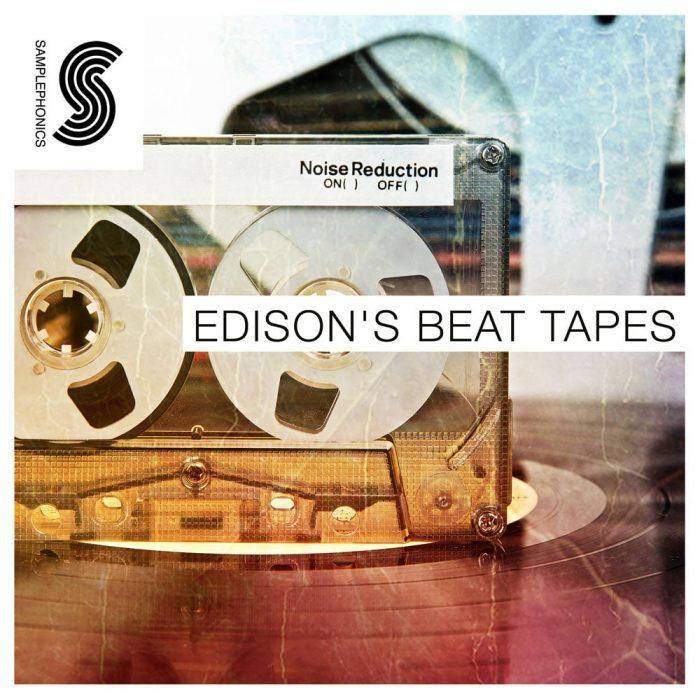 Samplephonics Edison's Beat Tapes