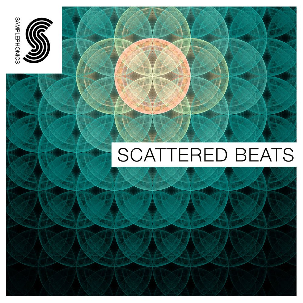 Samplephonics scattered beats acoustic grooves released for Future garage sample pack