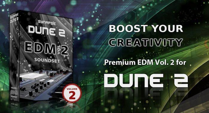 Synapse Audio Premium EDM Vol 2 for DUNE 2