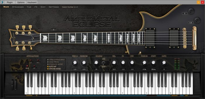 Ample Sound Ample Metal Eclipse