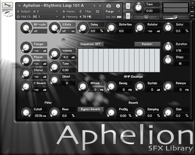Particular-Sound Aphelion