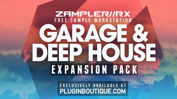 Plugin Boutique Garage & Deep House V1 for Zampler