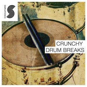 Samplephonics Crunchy Drum Breaks