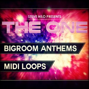 THE ONE Bigroom Anthems