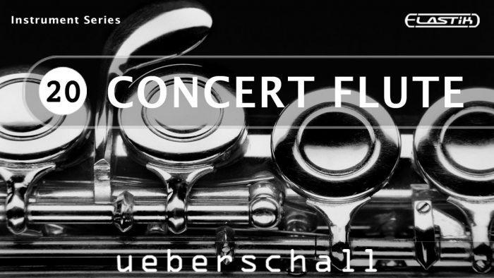 Ueberschall Concert Flute