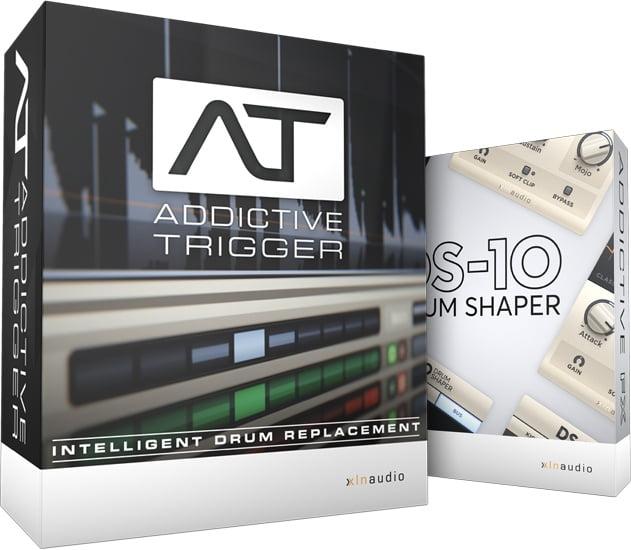 XLN Audio Addictive Trigger & DS-10 Drum Shaper released