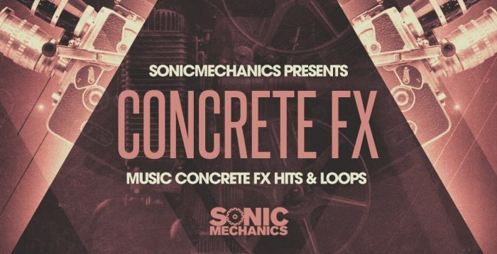Sonic Mechanics Concrete FX