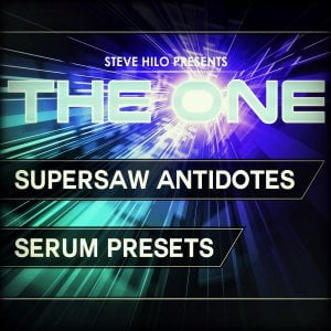 The One Series Supersaw Antidotes