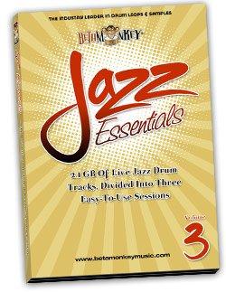 Beta Monkey Jazz Essentials Vol 3