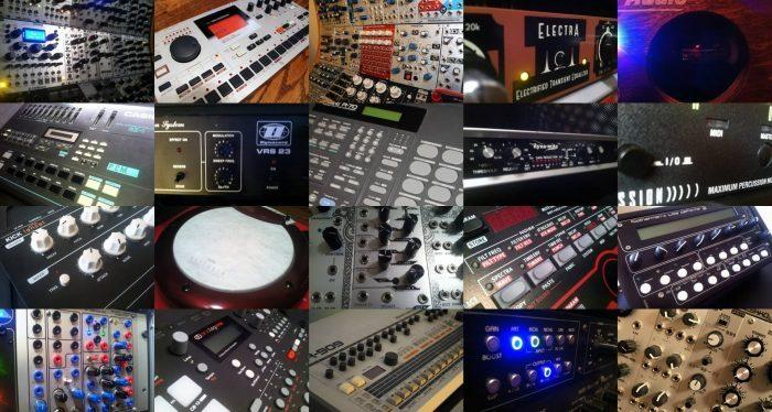 DMD3 gear