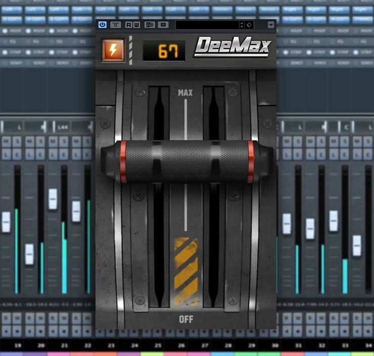 Dotec-Audio DeeMax maximizer plugin released