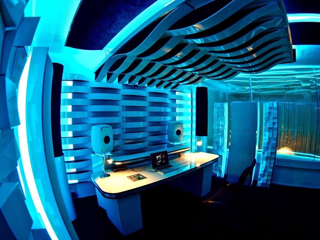 Fine Martin Garrixs New Studio Gets Vicoustic Acoustic Treatment Largest Home Design Picture Inspirations Pitcheantrous