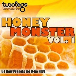Twolegs Toneworks Honey Monster Vol 1