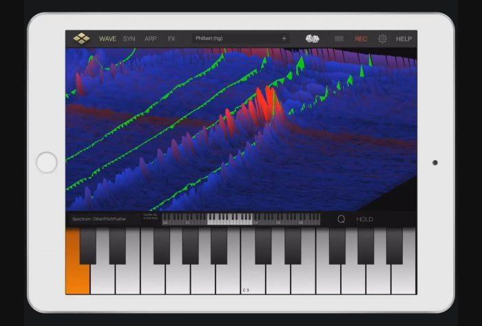 VirSyn Poseidon Synth for iPad