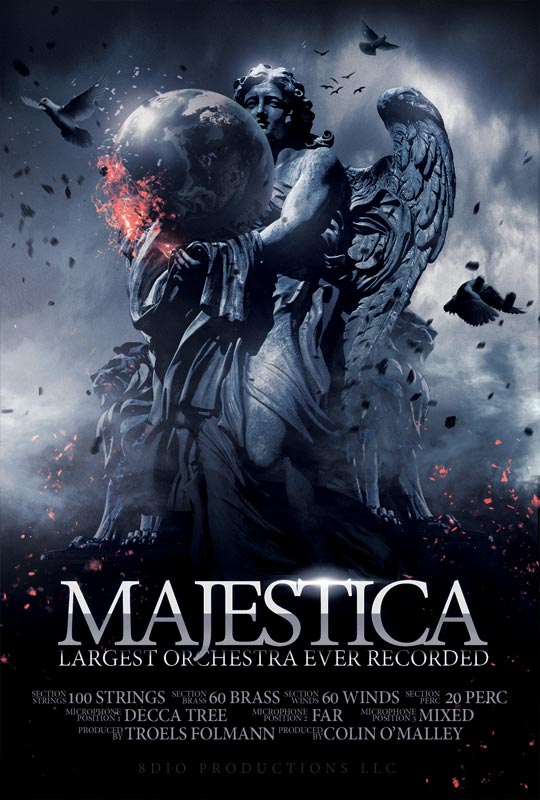 8Dio Majestica