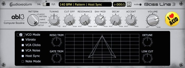 AudioRealism ABL3 setup