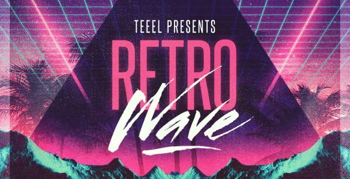 Loopmasters Teeel Retro Wave