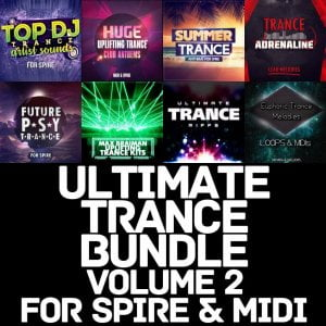 Mainroom Warehouse Ultimate Trance Bundle Vol 2 for Spire