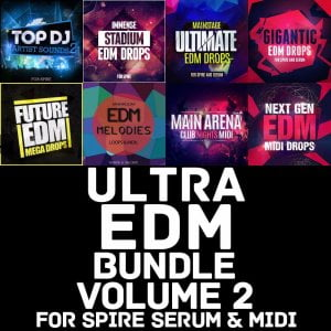 Mainroom Warehouse Ultra EDM Bundle Vol 2