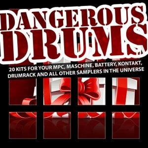 Marco Scherer Dangerous Drums sale