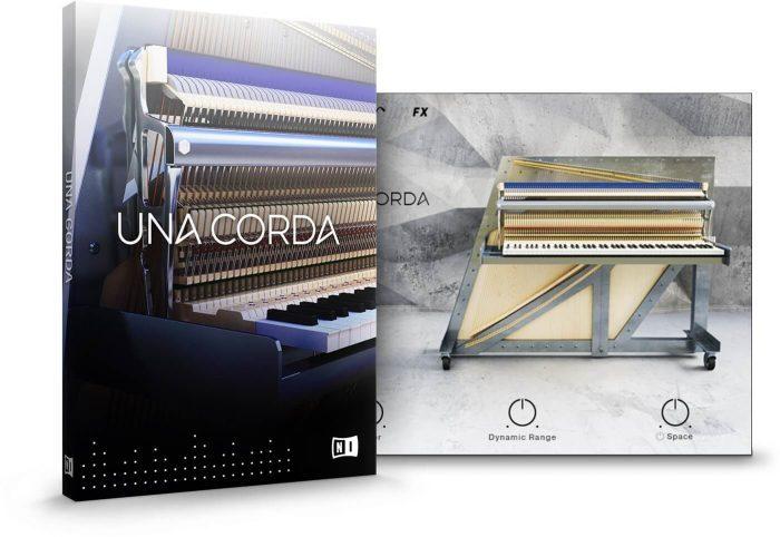 Native Instruments Una Corda upright piano for Kontakt