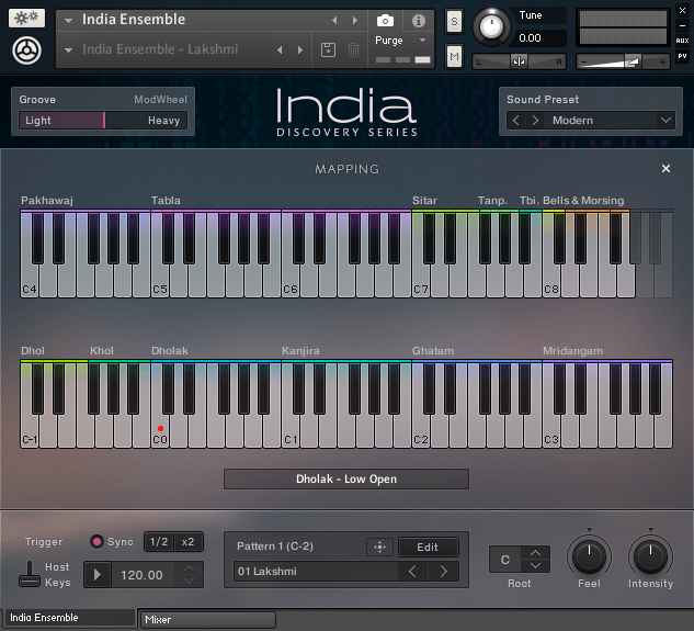 Native Instruments Discovery Series: India for Kontakt