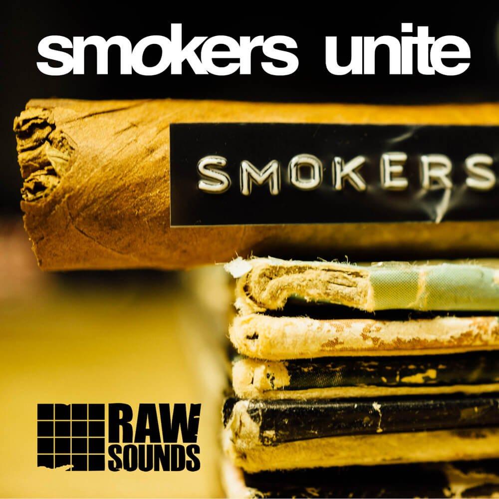 Raw Cutz Smokers Unite Sample Pack At Loopmasters