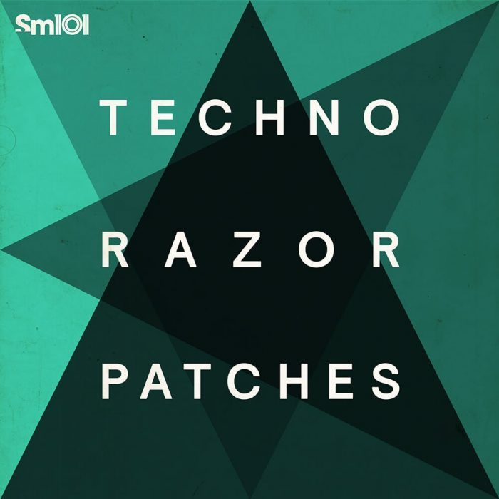 Sample Magic Techno Razor Patches