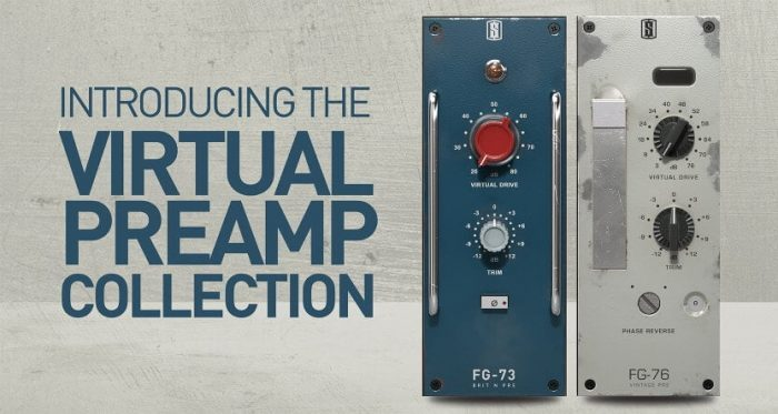Slate Digital Virtual Preamp Collection feat