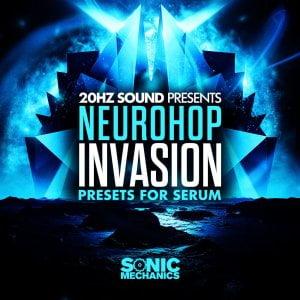 Sonic Mechanics Neurohop Invasion