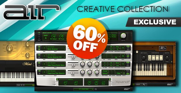 AIR Creative Collection Exclusive Sale