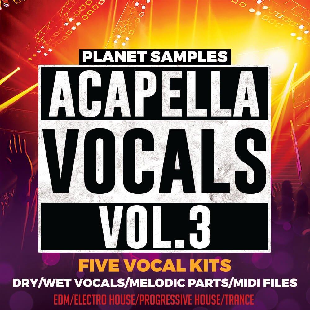 HighLife Samples Acapella Vocals Vol 3 + Remix Contest