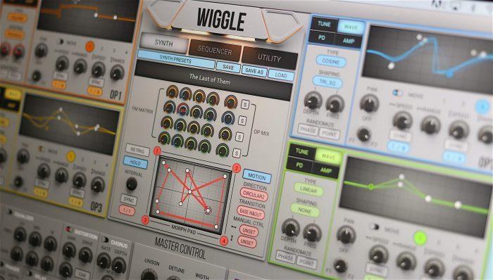2nd Sense Audio Wiggle feat