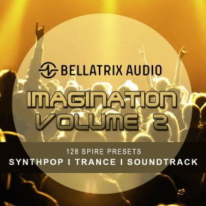 Bellatrix Audio Imagination Vol 2