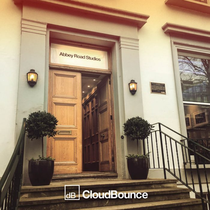 CloudBounce Abbey Road Studios