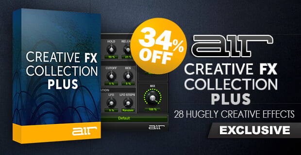 AIR Creative FX Collection Plus